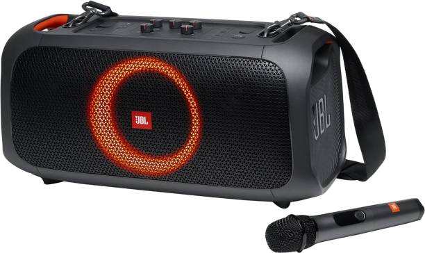 JBL Party Box On-The-Go 100 W Bluetooth Party Speaker