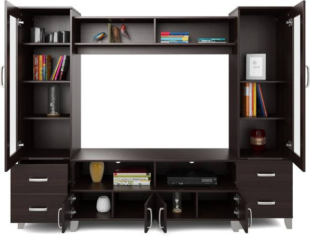 EROS Easel Engineered Wood TV Entertainment Unit