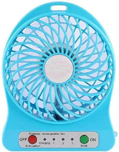 Sun LifeCare Portable Multi Function Powerful Rechargeable Battery Operated Personal High Speed Small Fans with LED Light,Table Fan, Home, Office,Study, Desk Portable Multi Function Powerful Rechargeable Battery Operated Personal High Speed Small Fans with LED Light,Table Fan, Home, Office,Study, Desk USB Fan