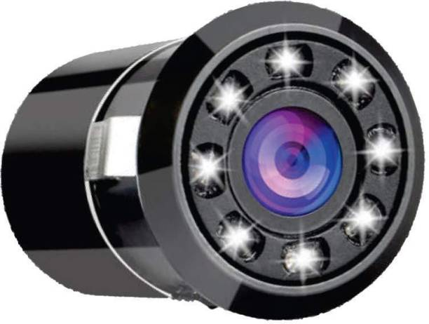 Capeshoppers Reverse Parking HD LED Camera Vehicle Camera System