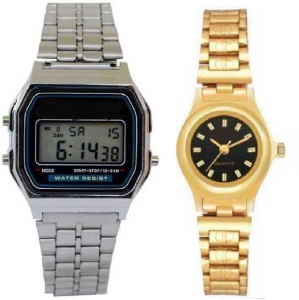 RSM 3430 stylish different colored Watch Analog-Digital Watch  - For Men & Women