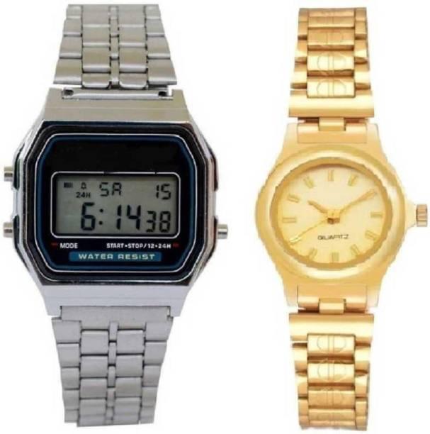 RSM 3418 stylish different colored Watch Analog-Digital Watch  - For Men & Women