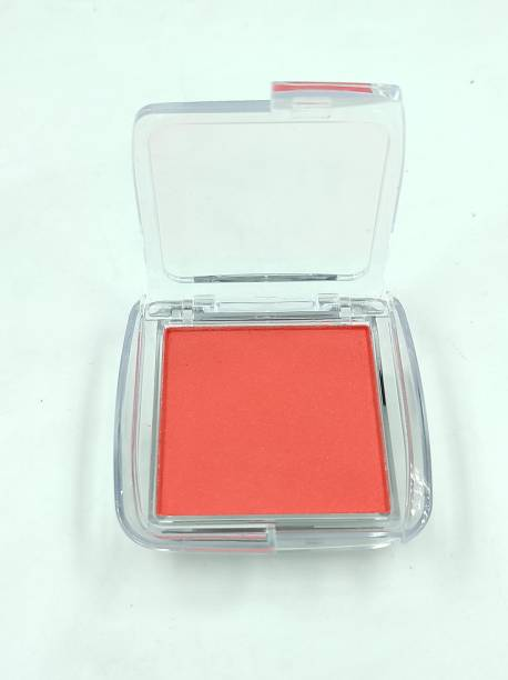 s.f.r color Pure Colour Blusher For All Skin Type With Mini Brush And Attached Mirror