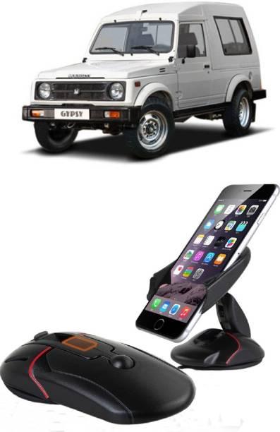 Genipap Car Mobile Holder for Dashboard, Windshield