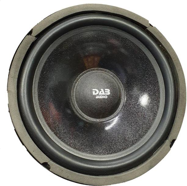 DAB 8 inch 120 Subwoofer Car or Home Theater Subwoofer