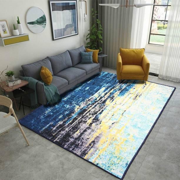 STATUS Multicolor Polyester Carpet