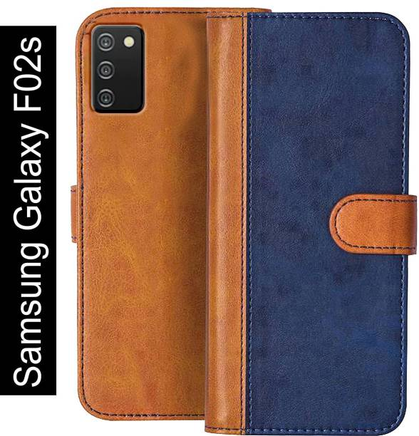 Knotyy Flip Cover for Samsung Galaxy F02s