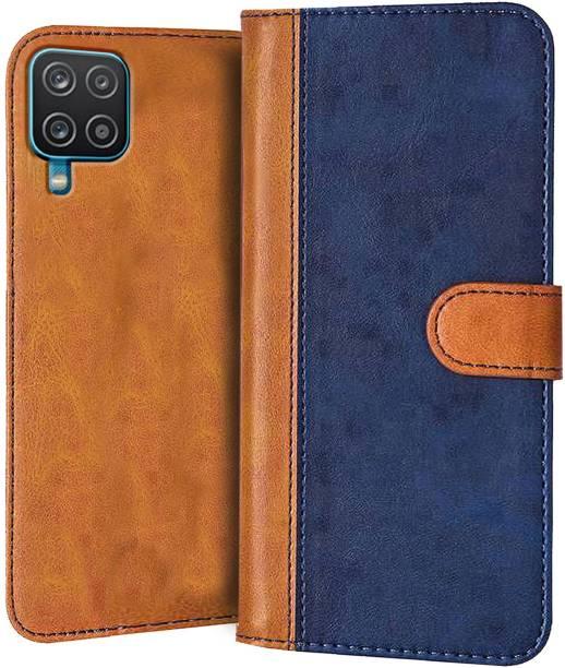 Flipkart SmartBuy Flip Cover for Samsung Galaxy F12, Samsung Galaxy M12