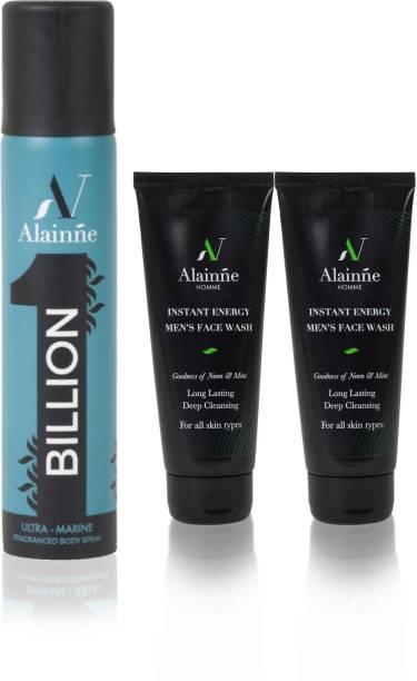 ALAINNE Billion Combo For Men