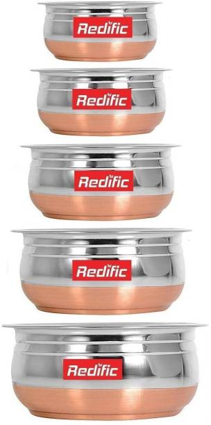 Redific Stainless Steel Serving Bowl