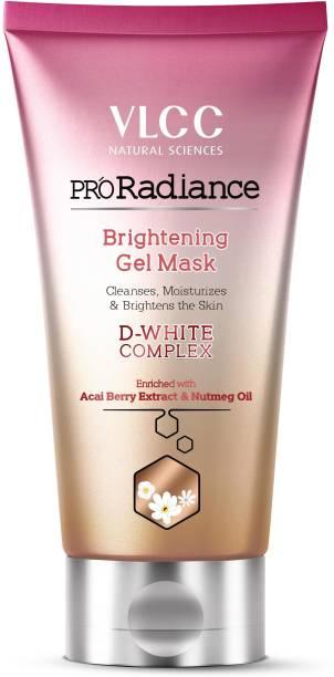 VLCC Pro Radiance Brightening Gel Mask