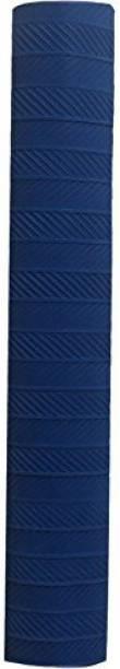 HRS Cricket Bat Grip, Zigzag -Blue