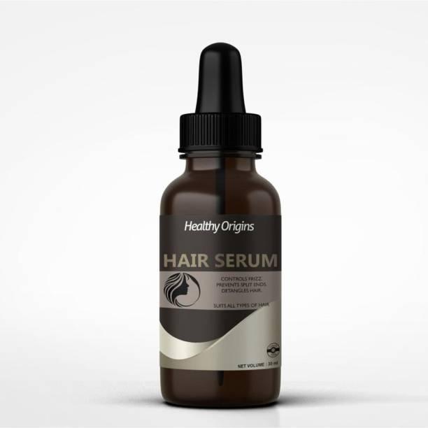 Healthy Origins Ultra Silver Hair Serum for Shiny Hair & Hair Growth Ultra