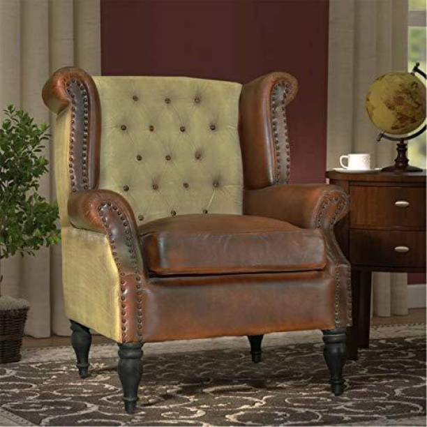 Designe Gallery Leather Living Room Chair