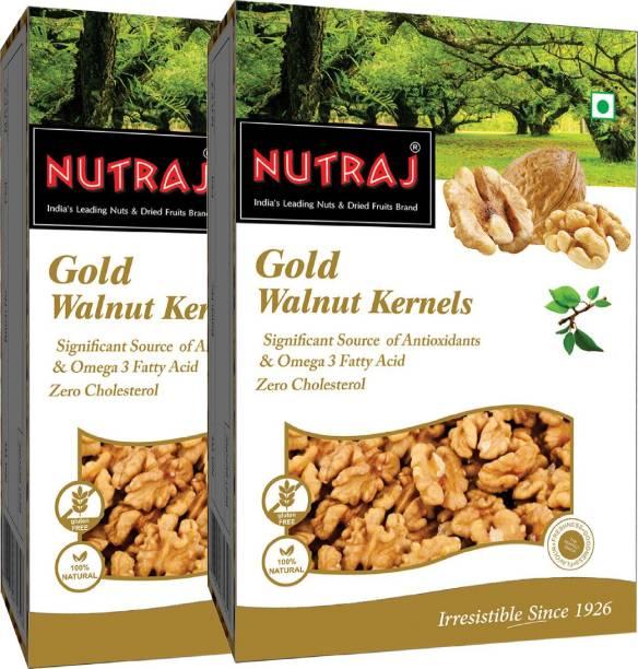 Nutraj Gold Walnut Kernels (Akhort Giri) Walnuts