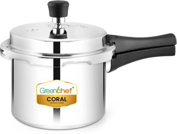 Greenchef Coral Pressure cooker 3 L Pressure Cooker