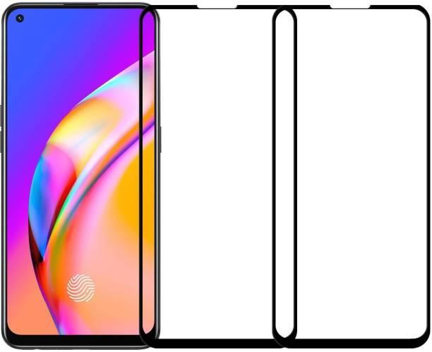 Karpine Edge To Edge Tempered Glass for Oppo F19 Pro+ 5G