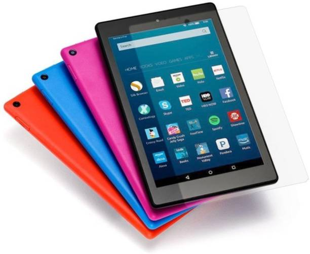 RUMPERS Screen Guard for amazon fire HD 8