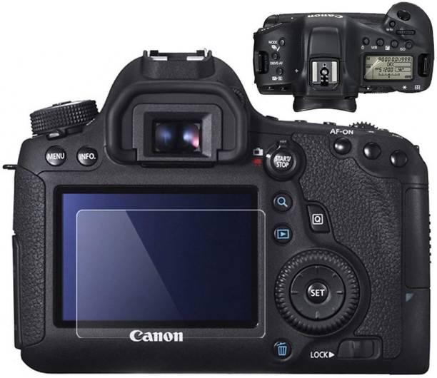 ACUTAS Tempered Glass Guard for Canon EOS 6D Mark II DSLR Digital Camera