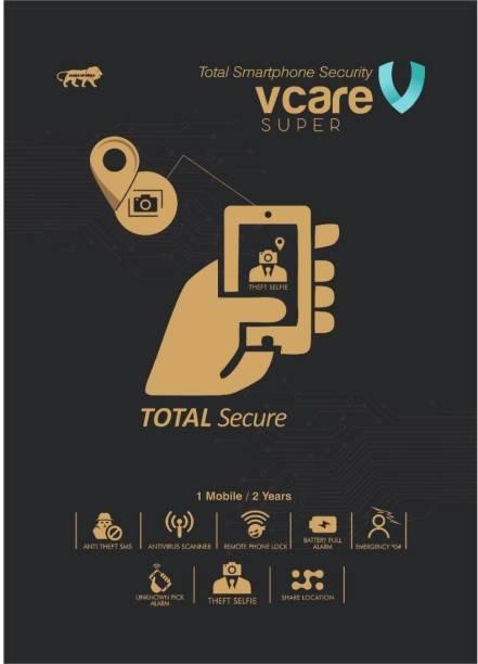 Vcare Anti-virus 1 User 2 Years