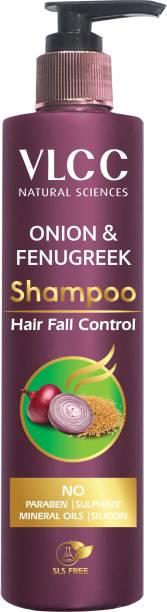 VLCC Onion & Fenugreek Shampoo For Hair Fall Control & Hair Growth