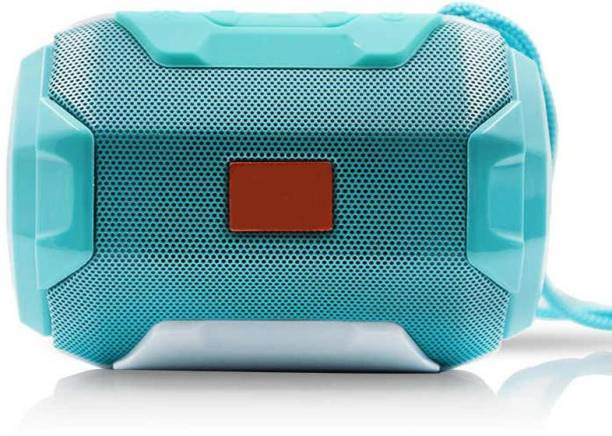 YODNSO New A005 colour light portable wireless bluetooth speaker outdoor card subwoofer creative gift small sound 10 W Bluetooth Speaker