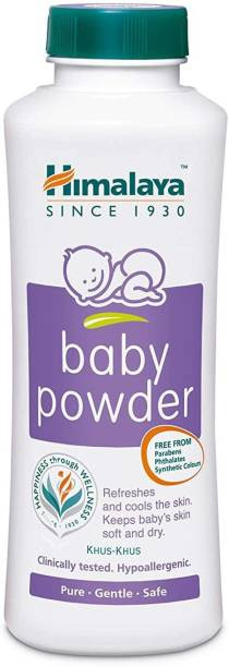 HIMALAYA Baby Care Baby Powder (400 g)   baby Powder 400g