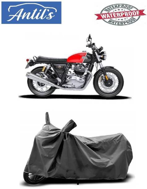 Antil's Two Wheeler Cover for Royal Enfield