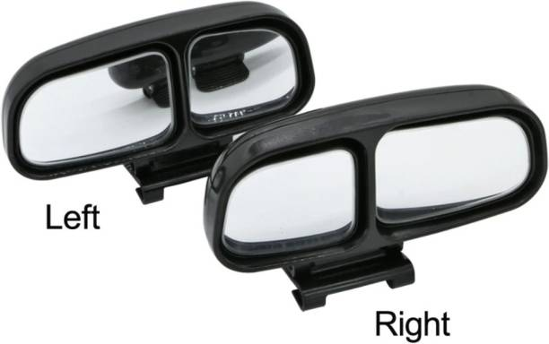 Autoladders Manual Blind Spot Mirror For Universal For Car Universal For Car