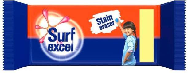 Surf excel Stain Remover (Pack of 01) Detergent Bar