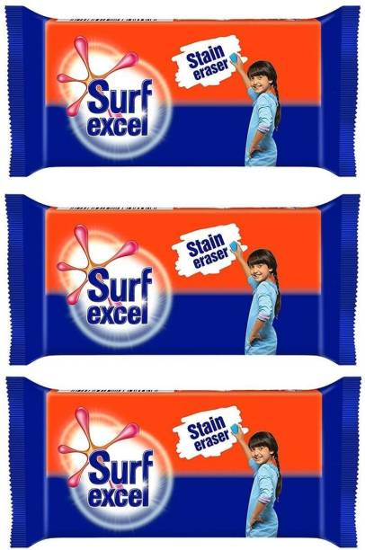 Surf excel Stain Remover (Pack of 03) Detergent Bar