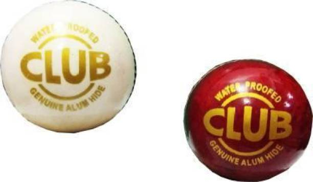 shourya trader club (pack of 2) Cricket Leather Ball