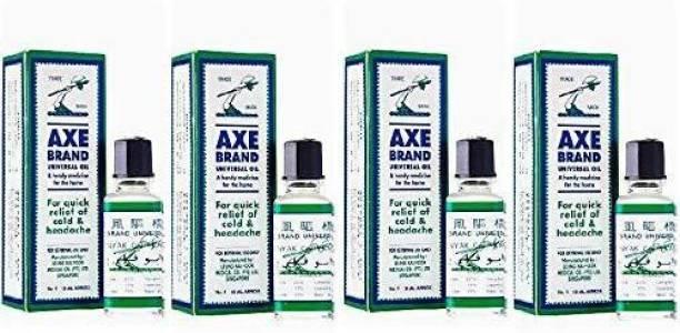 Axe Brand oil 10ml (pack of 4) Liquid