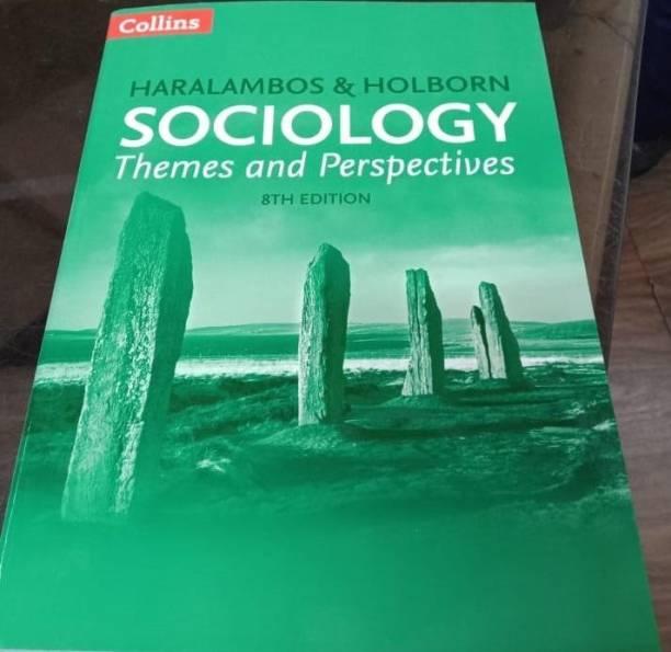Haralambos & Holborn Sociology 8th Edition