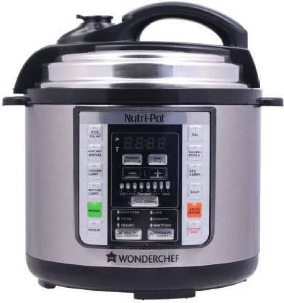 WONDERCHEF Nutri Pot Electric Pressure Cooker