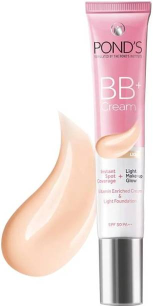 PONDS White Beauty BB+ Fairness Cream SPF 30 PA++ 9g Pack of 6