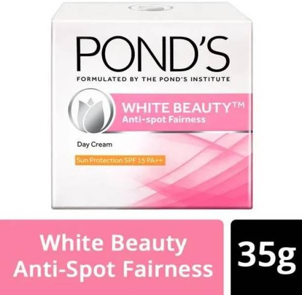 PONDS White Beauty Spot-Less Fairness Day Cream 35g Pack of 5