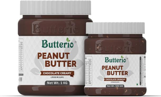 Butterio choco_creamy1_crunchy500 Combo