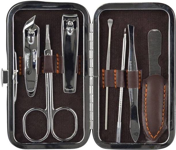 moan's 7 pieces in one set of manicure kit