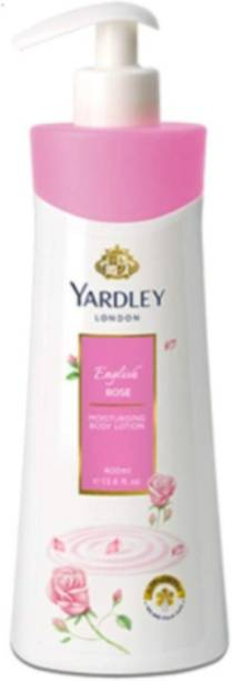 YARDLEY English Rose Body Lotion For Women 350 Ml *1 Pcs