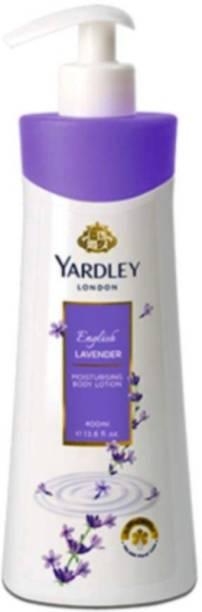 YARDLEY English Lavender Moisturising Body Lotion 350 Ml*1