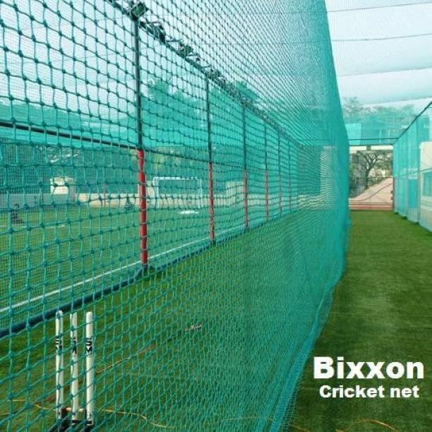 Bixxon HDPE 05x10 Feet Ground Boundary Cricket Net ( Green ) Cricket Net
