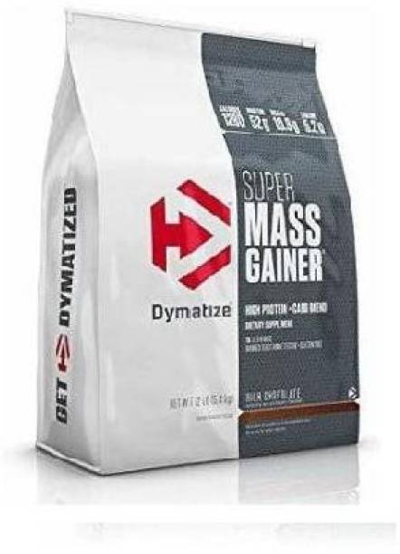 DYMATIZE Muscle mass Gainer Weight Gainers/Mass Gainers