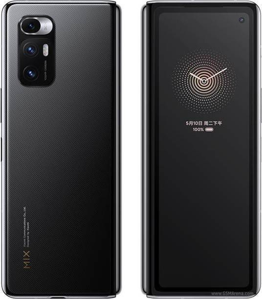 LIGHTWINGS Front and Back Tempered Glass for Xiaomi Mi Mix Fold