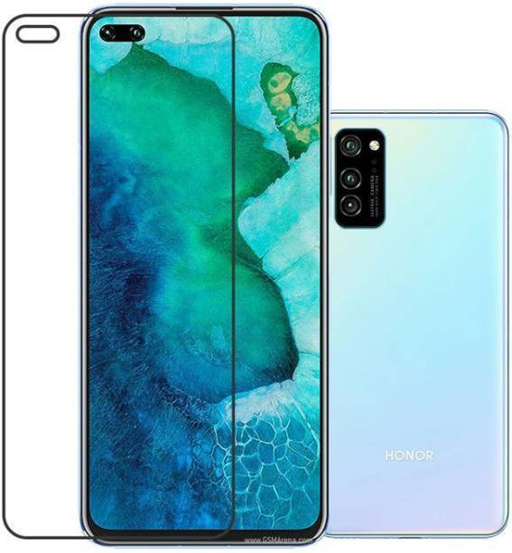 WARSI AYURVDIC SHAFAKHANA Front and Back Tempered Glass for HONOR V30