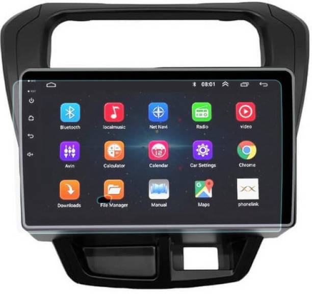 RUMPERS Screen Guard for Maruti Suzuki Alto 800 Android
