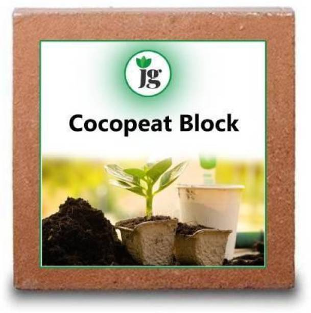 Jeba Garden Cocopeat Block Potting Mixture
