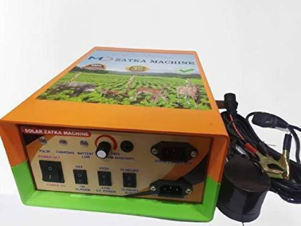 Amtech Controls MD Solar Zatka Machine PWM Solar Charge Controller