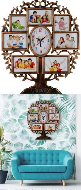Micacchi Analog 58 cm X 48 cm Wall Clock