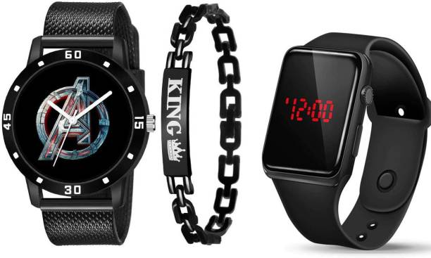 XN XEEZOS Analog-Digital Watch  - For Boys